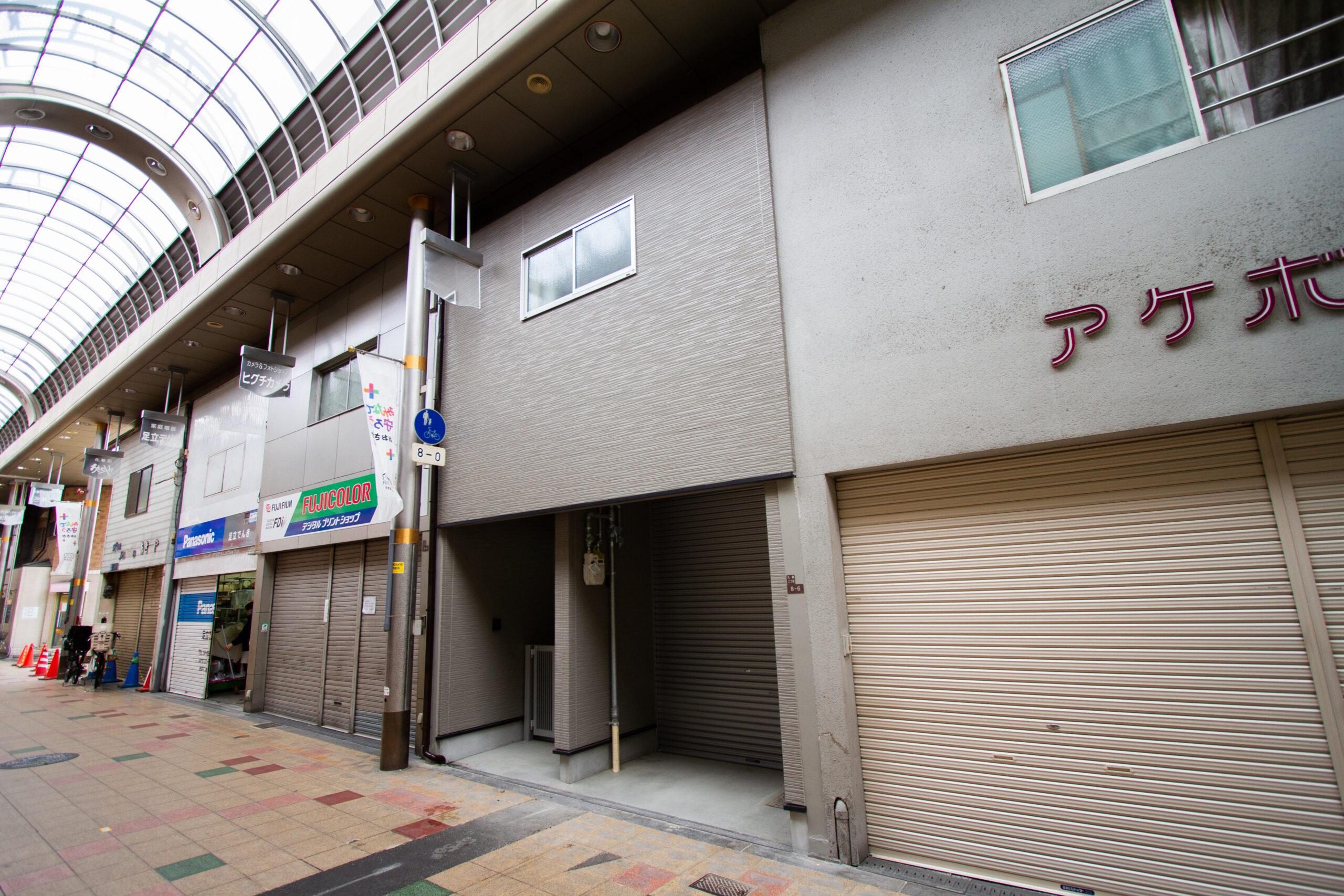 大阪市西区住宅リフォーム施工事例