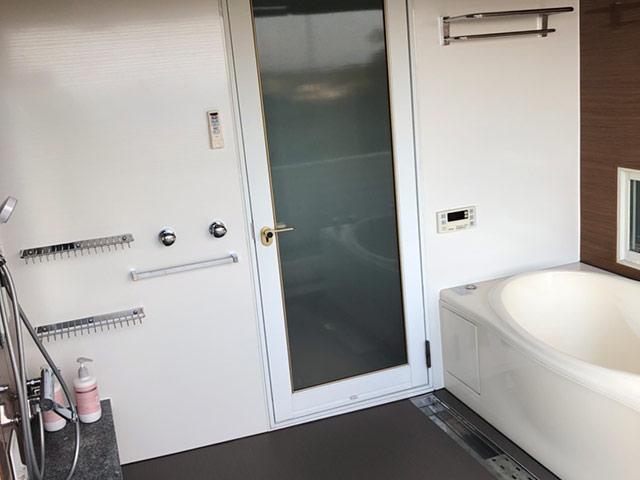 豊中市 バスルームリフォーム施工事例